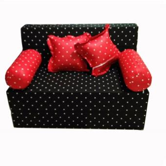 Inoac Sofabed D 23 Uk 200 x 120 x 20 cm