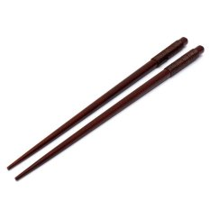 Japanese Natural Iron Wood Chopsticks Set Styles 1 (Intl)