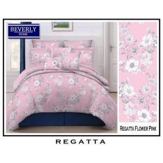Jaxine Bedcover Set Katun Motif Regatta Flower