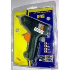 Panas 20 Watt Listrik Melelehkan Lem Gun Hobi Kerajinan Alat Perekat 20 x 7 mm Tongkat