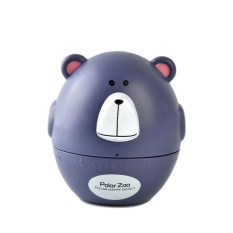 Kitchen Timer Mechanical Timer Countdown Reminder Timer Cooking Supplies Cooking Tool Blue Pueple .