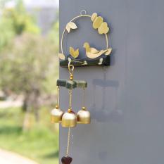 Windbell Rumah Kolam Taman Cinta Dua Source Harga BUYINCOINS kristal plastik yang lucu .