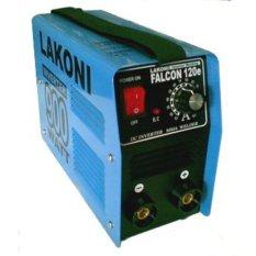 Lakoni Mesin Las Inverter Falcon 120e - Biru
