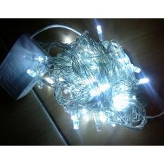 Lampu Hias LED Dengan Sambungan - Lampu Natal Dekorasi LED Panjang 10 Meter