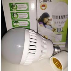 LAMPU LED EMERGENCY LUBY (CAS ULANG OTOMATIS) 15watt