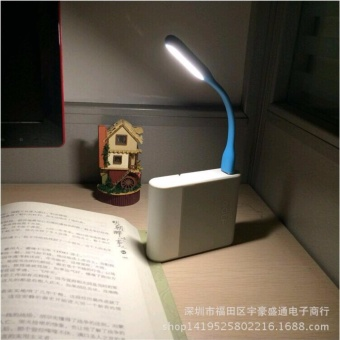 Lampu LED / LED USB Flexible Lamp Warna Warni