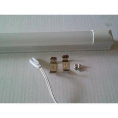 LAMPU TL LED SET T8 10W PUTIH