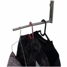Lanjar jaya Gantungan / Hanger Lipat di Dinding Serbaguna dan Unik Untuk Gantung Baju Kemeja DLL