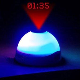 Putih Daftar Source · Spesifikasi Ikea Dekad Alarm Clock Silent Clock Desain Vintage .