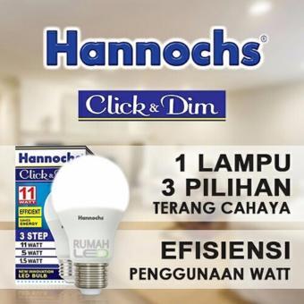 Beli Lampu Led Emergency Hannochs Store Marwanto606 Source · Jual Hannochs Premier Bohlam Lampu LED 9
