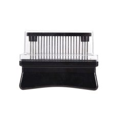 LZ Hot Selling Professional Practice Meat Tenderizer With 48 Sharpblades Of Stainless Steel Restaurant Kitchen Tool E5m1 - Intl