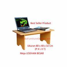 Meja Lesehan Kerja/Kantor/Belajar/Makan/Laptop/Komputer 72