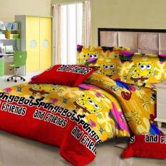 Monalisa Sprei Sea Spongebob 120x200