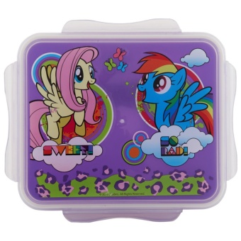 My Little Pony Sandwich Box 730ML
