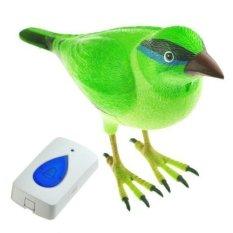New Bird Wireless Doorbell Remote Control Chime Doorbell Alarm (Intl)