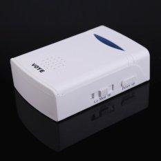 New Door Bell 1 Remote Control 2 Wireless Digital Receiver Doorbell (Intl)