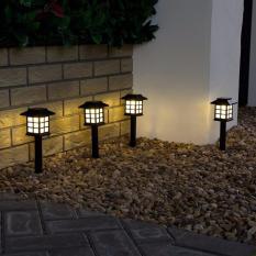 Next Lampu Taman LED Solar Cell Panel Surya Tenaga Matahari Lentera