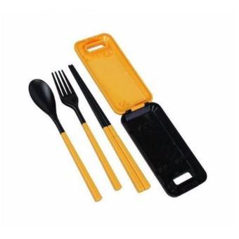 OEM Sendok garpu sumpit portable sendok travel