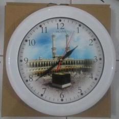 Ogana Clock - Jam Dinding Gambar Cartoon kaligrafi