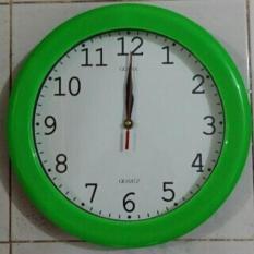 Ogana Clock - Jam Dinding Gambar Cartoon polos