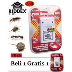 Paket Promo Riddex Plus Pengusir Tikus Dan Kecoa Isi 2pcs - Mawar88shop