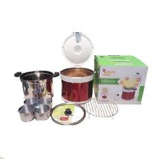 Paling Laku Magic Pot - Thermal Cooker Ajaib - Tahan Panas Hingga 10 Jam