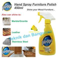 Pledge Furniture Polish Hand Spray 450ml