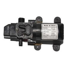 Pompa Air Diafragma High Pressure Diaphragm Electric Pump 12V - Black