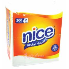 Pop Tissue / Tisu Persegi NICE 200sheets x 10 pack