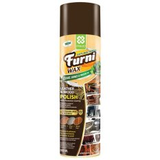 Primo Furni Wax Wood Leather Polish Pembersih
