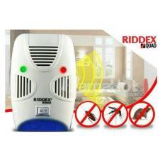 QuincyHome Riddex Quad alat pengusir tikus, nyamuk, kecoa RIDDEX QUAD - White