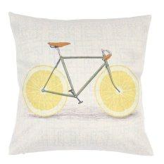 Retro Vintage Pillowcase Throw Home Decor Cotton Linen Pillow Case Cushion Cover (Intl)