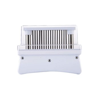 Rondaful Hot Selling Professional Practice Meat Tenderizer With 48 Sharp Blades Of Stainless Steel Restaurant Kitchen Tool E5M1