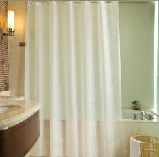Room Decor Tirai Shower / Shower Curtain Premium - SL9003