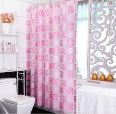 Room Decor Tirai Shower / Shower Curtain Premium - SL9045