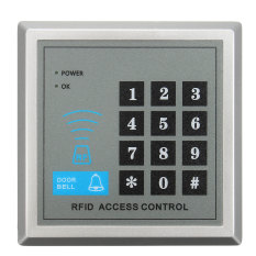 Security RFID Access Control Electric Magnetic Door Lock ID Card Password System