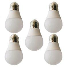 Sip Lite Cahaya Terang Bohlam Lampu Led Globe 50Mm S 3 Watt Putih .