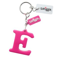 Smiggle Gantungan Kunci - Alphabet Keyring E