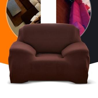 Perabot Rumah Kursi Sofa Sofa Peregangan Melindungi Penutup Sarung Source · Solid Stretch