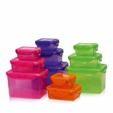 Sophie Paris - Sunday KLIK 4 SET PLUS SQUARE MIX COLOR (Multicolor)