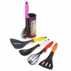 Spatula Set - Rainbow Kitchen Tools Oxone OX-956