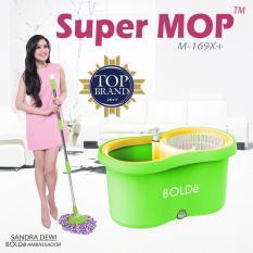 Super MOP BOLDe M-169X+ Hijau