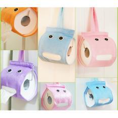 Tempat Tisu Toilet Gulung / Tissue Roll Organizer Multicolor