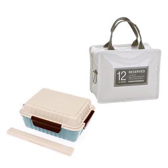 Thermal Insulation Bag / Box.Food Storage Bag With Three Layers Lunch Box.Lunch Box.Thermal Insulation Bento Box.Snack Picnic Bag.Fresh Keeping Storage Bag.Vegeable & Fruit.Home Living & Outdoor. (Beige) - Intl