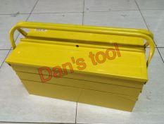 Tool Box PROHEX 3 Susun 53x20x20 Cm 4485-006