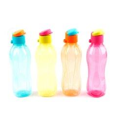 Tupperware Eco Bottle 500ml Mix Colour NS - 4 pcs