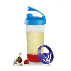 Tupperware Quick Shake Shaker - Biru