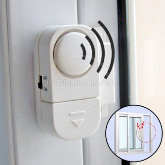 Ultimate Alarm Rumah Toko Anti Maling / Wireless Door / Window Entry Alarm AT-01