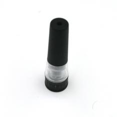 Velishy Champagne Bottle Vacuum Sealed Stopper Preserver Air Pump Sealer Plug Black (Intl)