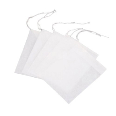 Velishy Empty Teabags String Heat Seal Filter Paper 5.5 x 7cm 100pcs (Intl)
